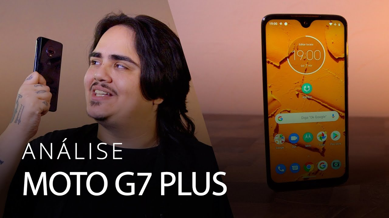 e429027e01 Motorola Moto G7 Plus [Análise / Review]. Canaltech