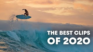 These Were The All-Time Surfing Moments Of The Year | Best Of 2020