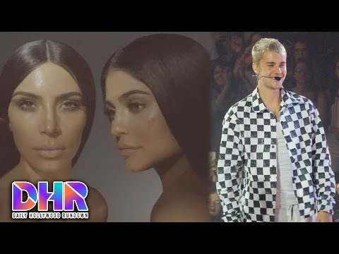 Thumbnail: Kim Kardashian & Kylie Jenner Naked and Twinning! Justin Bieber SLAYS Despacito (DHR)