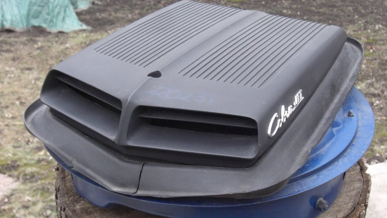 Shaker Hood Scoop Youtube