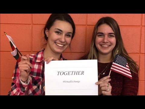 Together: Virtual Exchange by Rada Lazarova