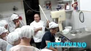 Caffè Roma Putignano i turisti fiamminghi alla scoperta del gelato