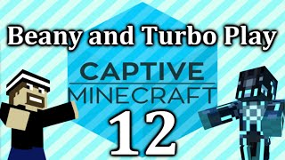 Minecraft Madness (Captive Survival Map) - Episode 12: Stairway to Hell