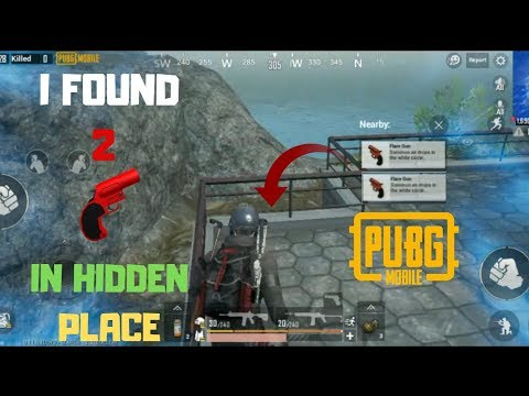 I Got 2 Flare Gun In Hidden Place Erangel Map Pubg Mobile Can I Win This Time