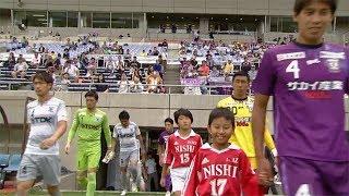 2018明治安田生命J3リーグ 第14節 藤枝MYFC vs ブラウブリッツ秋田