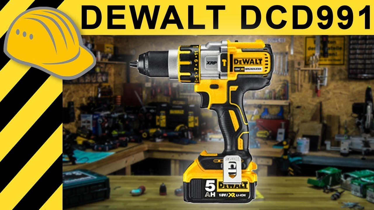 gr sster dewalt akkuschrauber test dewalt dcd991 18v. Black Bedroom Furniture Sets. Home Design Ideas