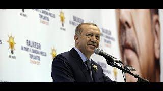 Cumhurbaşkanı Erdoğan, Balıkesir Genişletilmiş İl Danışma Meclisi Toplantısı'nda konuştu