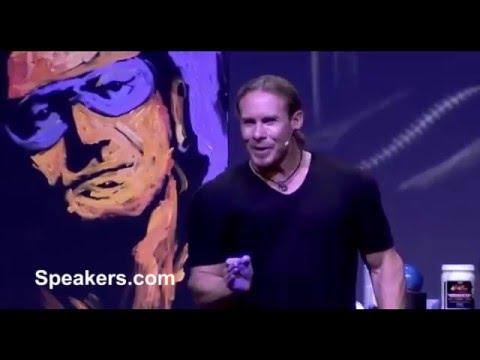 Keynote Speaker: Erik Wahl • Presented By • Speakers.com • The Psychology of Success