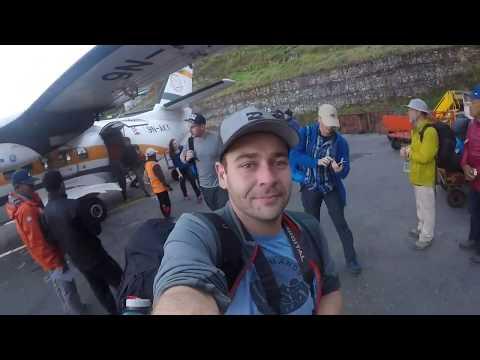 2017 Tenzing Hillary Everest Marathon Base camp trek