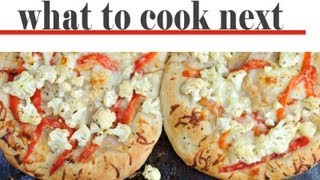 Best  Pizza Dough Recipe,  Caramelized Onion Pizza Crust Cauliflower And Roasted Red Pepper Pizza