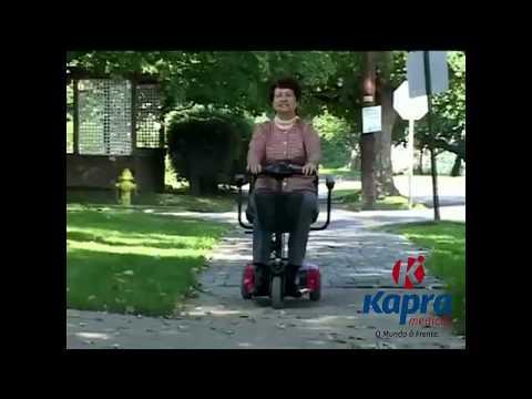 kapra - Triciclo/Quadriciclo Motorizado  Gogo ultra X