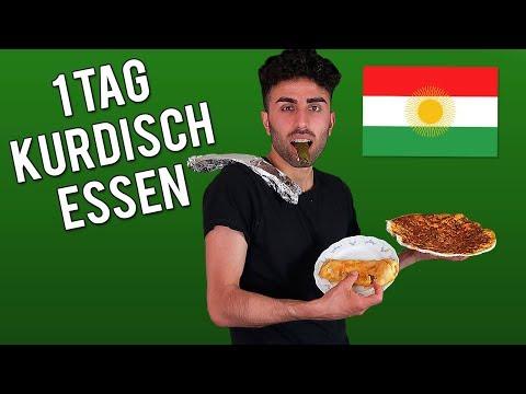 1 TAG LANG KURDISCH ESSEN !!!