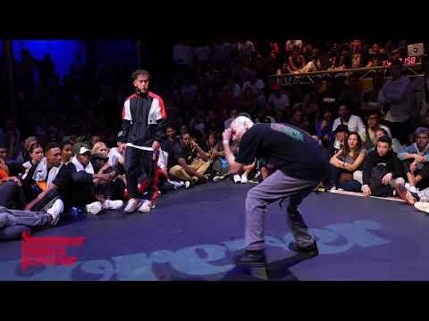 Waydi Vs Ukay JUDGE BATTLE Hiphop Forever Warrior Edition - Summer Dance Forever 2018