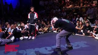 Waydi vs Ukay JUDGE BATTLE Hiphop Forever Warrior Edition - Summer Dance