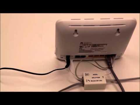 Huawei HG552e Modem Kurulumu  - Vodafone Süpernet