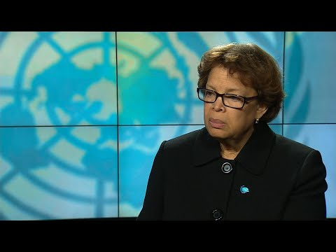 UN envoy highlights peacekeeping mission's contributions to Haiti
