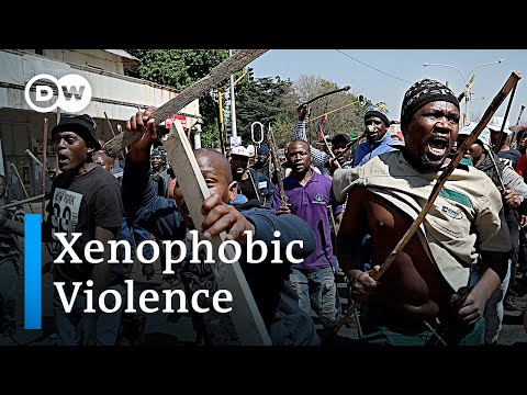 The roots of South African xenophobic violence | DW News