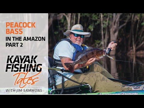 Kayak Fishing the Amazon in Brazil | Part 2