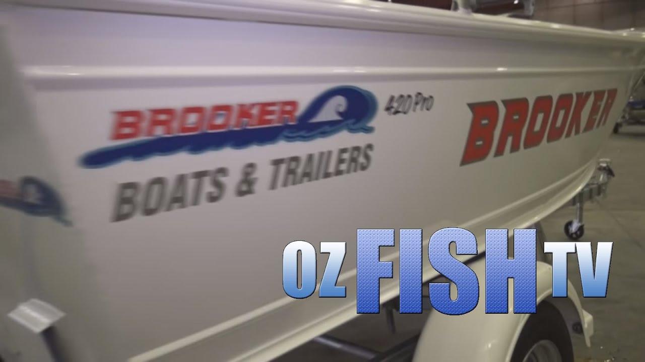Download Oz Fish TV Season 3 Episode 12- Brooker Boat