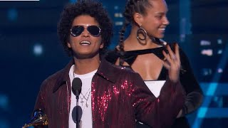 Biggest moments from the 60th Annual Grammy Awards