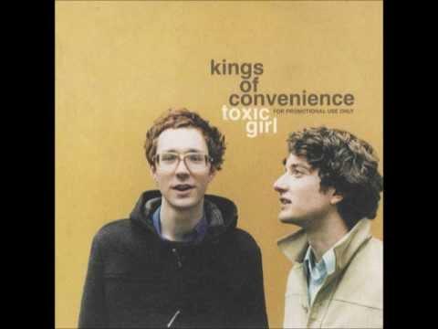 Kings of Convenience - Toxic Girl (Subtitulos en Español)