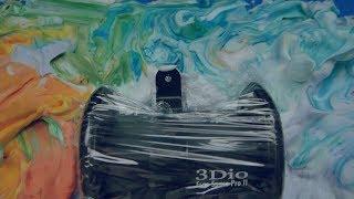 거품 속에 누워있는 나른한 기분 ASMR|3DIO pro 샴푸 소리|Lying in a Bubble|Shampoo sounds