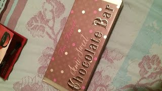 #23 - REVUE  - La Semi Sweet Chocolate Bar + Tutoriel