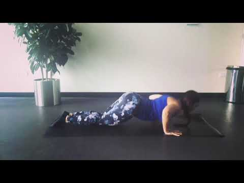 How to progress your Push Ups
