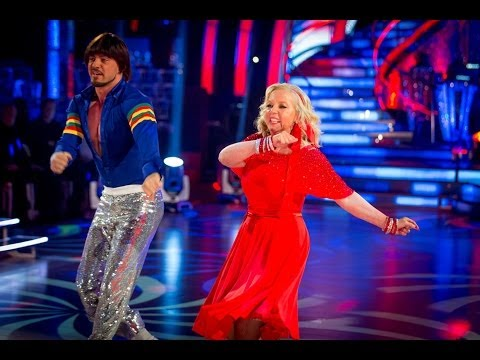 Deborah Meaden & Robin Jive to 'Making Your Mind Up' - Strictly Come Dancing: 2013 - BBC One