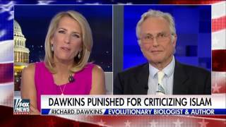 Richard Dawkins rightly asks why he can mock Christianity but not Islam