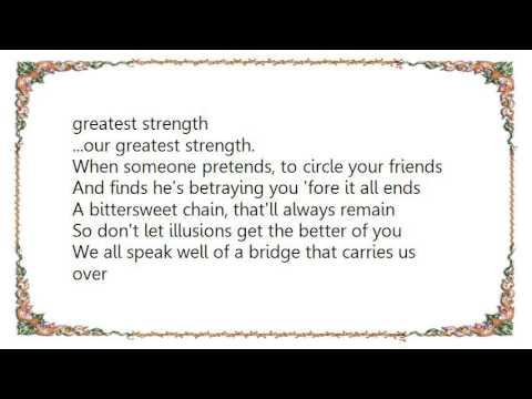 Clannad - A Bridge That Carries Us Over Lyrics - YouTube