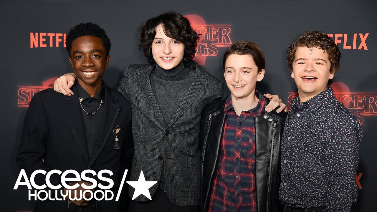 Finn Wolfhard's 'Stranger Things' Pals Rally After He Gets Slammed For Snubbing Fans