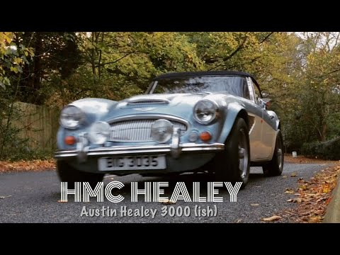"HMC ""Austin Healey"" Mk4  Classic Car Review – Paul Woodford"
