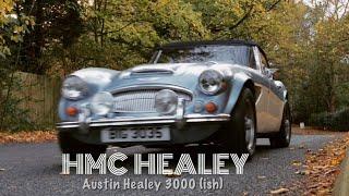"HMC ""Austin Healey"" Mk4  Classic Car Review - Paul Woodford"