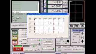 Mach 3 Cnc  Control Software Tutorial 3 Offsets Homing & Limits