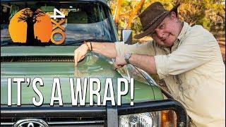 Baixar VINYL WRAP a 4×4. Automotive WRAP. Long term review