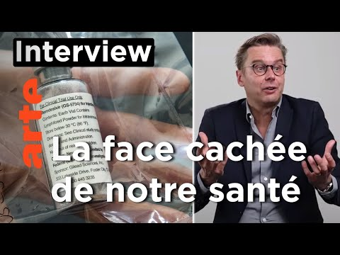 Big Pharma, labos tout-puissants - INTERVIEW | ARTE
