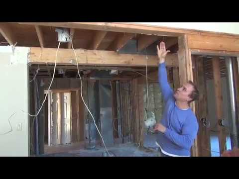 How To Renovate A House: Demolition And Removing Walls Ep6