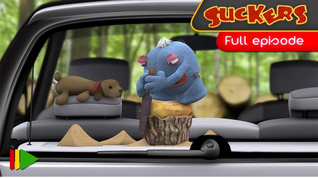 Suckers - 82 - log | Full Episode |