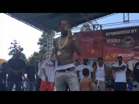 Flex (Ooh, Ooh, Ooh) - Rich Homie Quan Live @ Centennial Olympic Park | Birthday Bash 20 Block Party