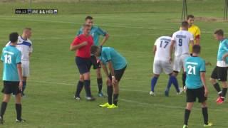 Jánossomorja - Hédervár labdarúgó mérkőzés összefoglalója - 2016.09.04.
