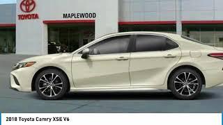 2018 Toyota Camry XSE V6 Maplewood, St Paul, Minneapolis, Brooklyn Park, MN J12108