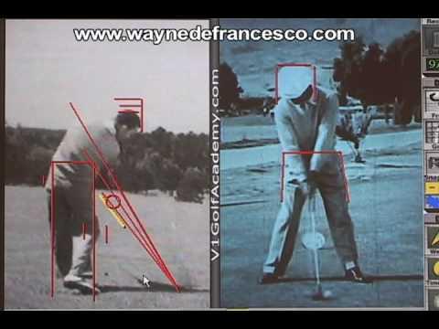 Ben Hogan Golf Swing Analysis