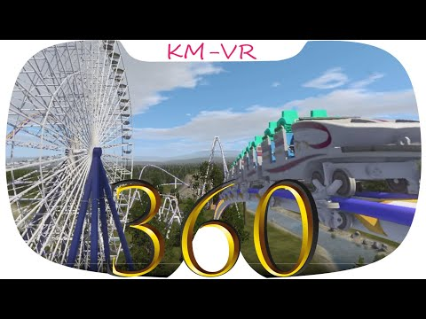 360 VR VIDEOS 369SBS Virtual Reality Video 2k google cardboard roller coaster