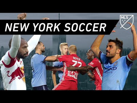 New York Soccer: Rivalries Inside & Outside the City | MLS Documentaries