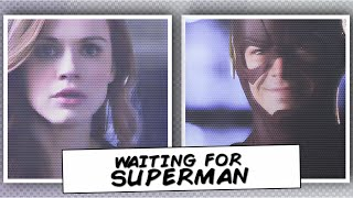 lydia&barry│waiting for superman