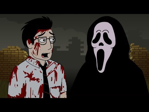 Dead By Daylight Ghostface Parody (Animated)