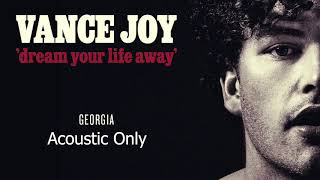 Acoustic only version of vance joy's song 'georgia'.
