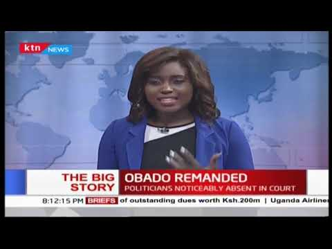 Persons of Interest in the Obado's case   The Big Story