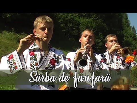 Fraţii Reuţ - Sârba de fanfară